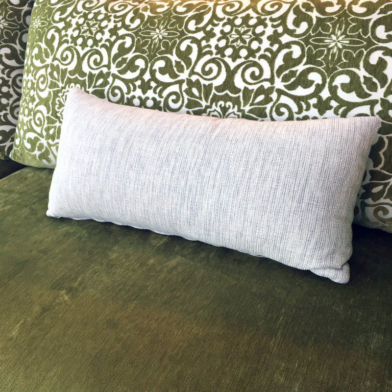 Hastings Pewter Pillows