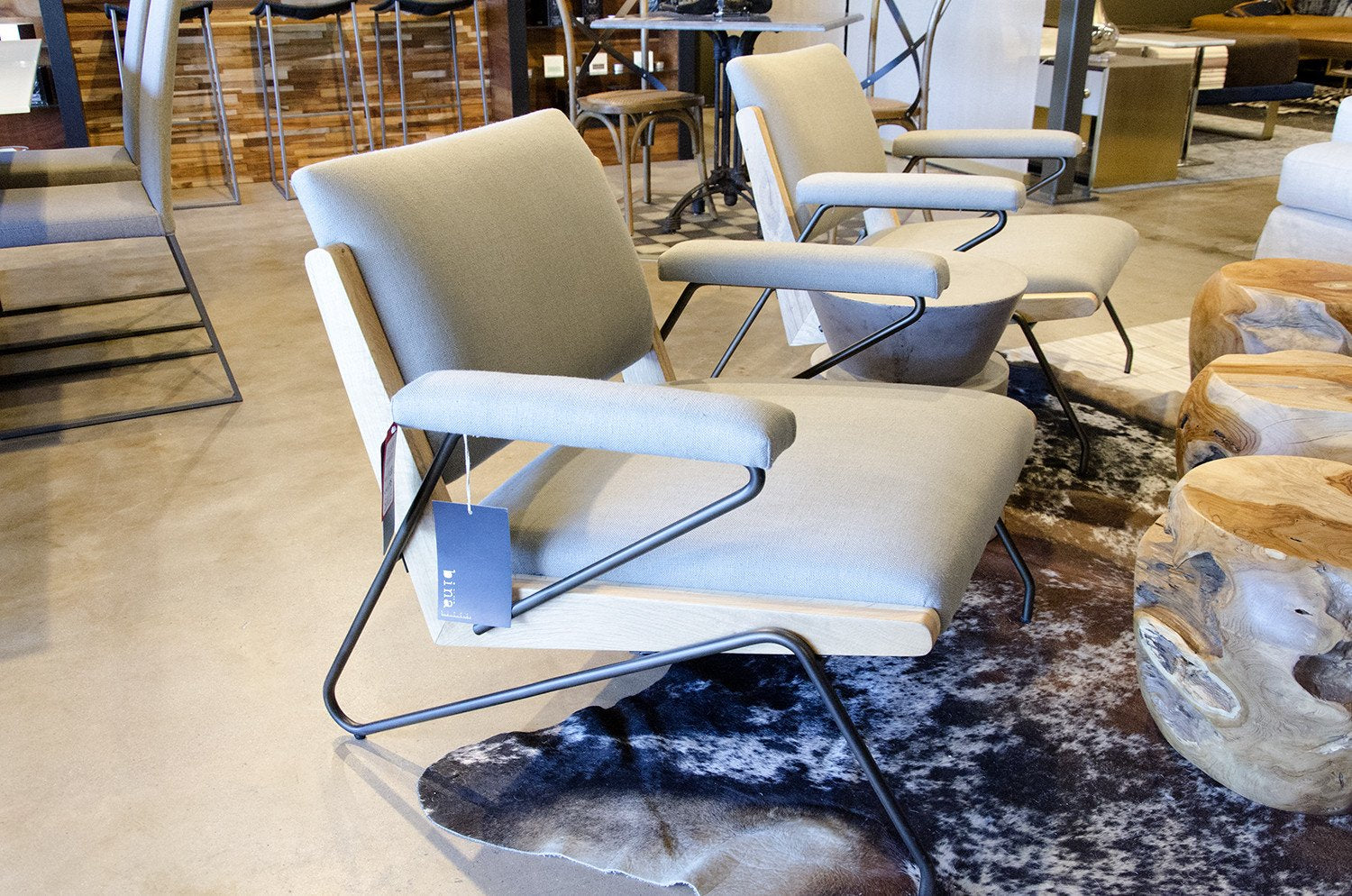 Marianne Chair at Solid Austin