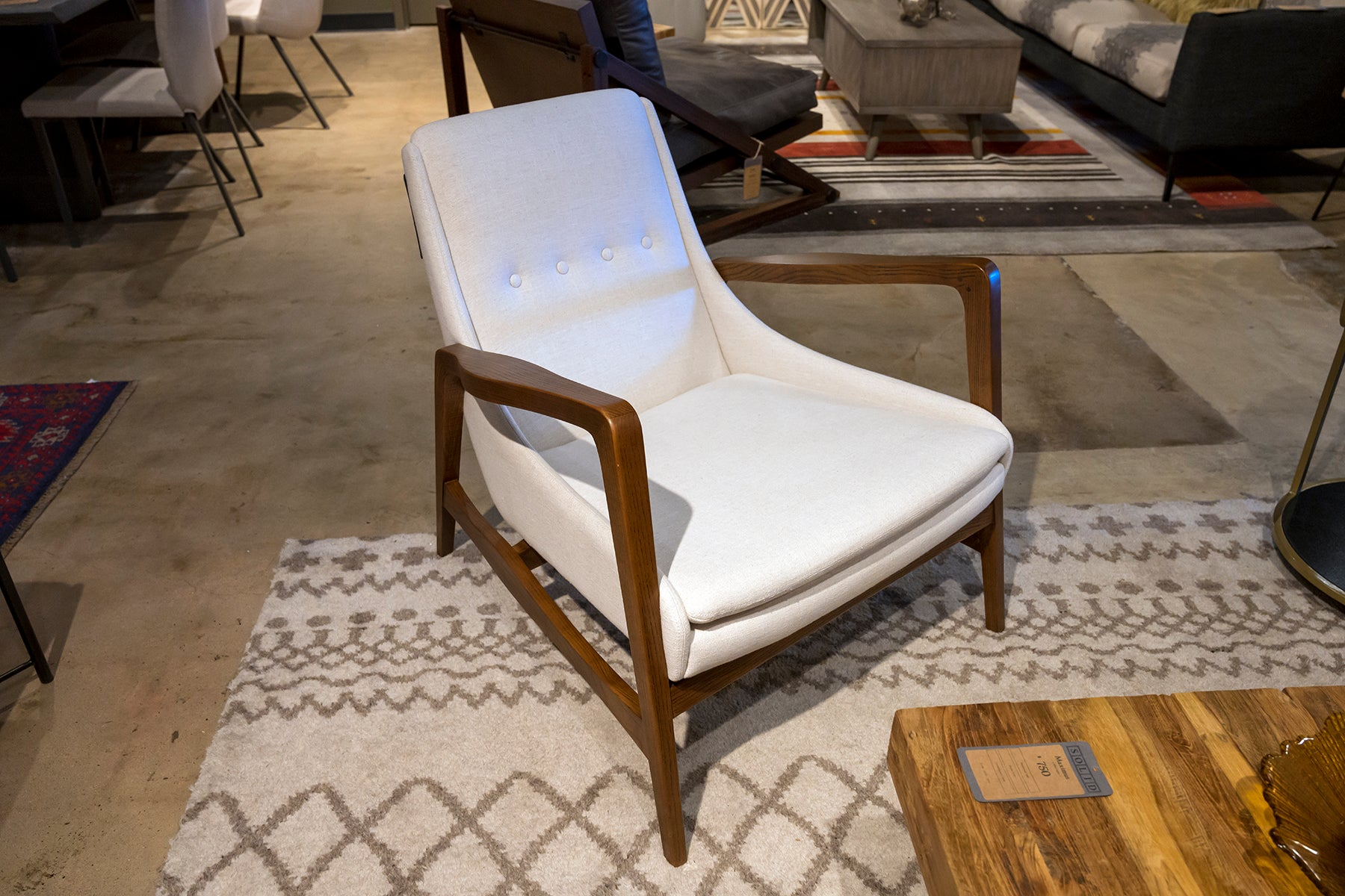 Enzo Chair at Solid Austin