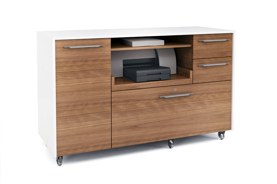 Contemporary office storage and organization for the modern office