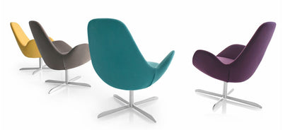 Electa Swivel Chair