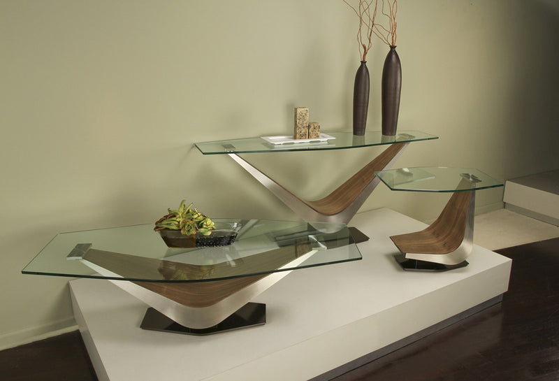 The Contemporary Designed Victor Occasional Tables By