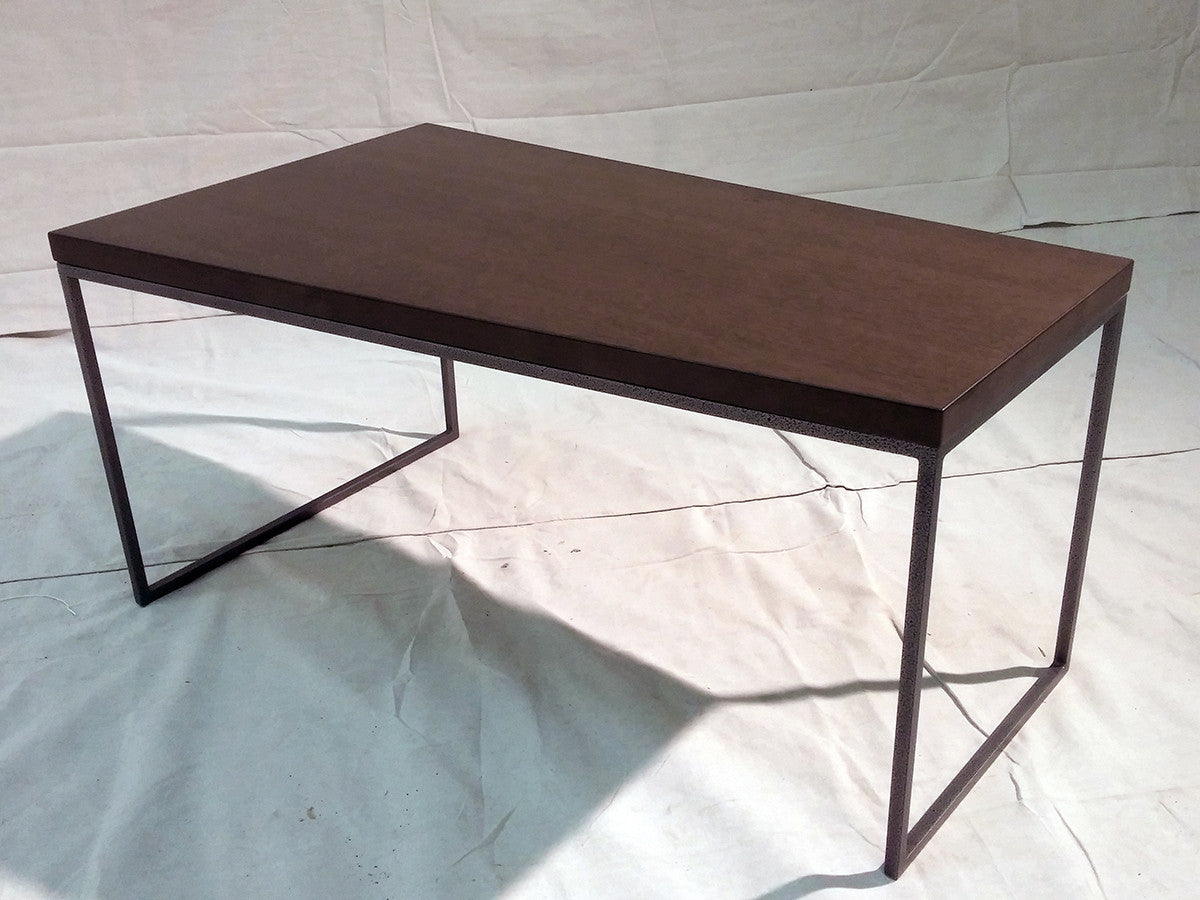 The contemporary designed Trapezium coffee table by TricaFive
