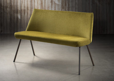 Lola Bench - The Mid-century Inspried Lola Dining Bench By Trica - Five