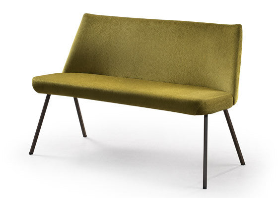 The Mid Century Inspried Lola Dining Bench By Trica Five