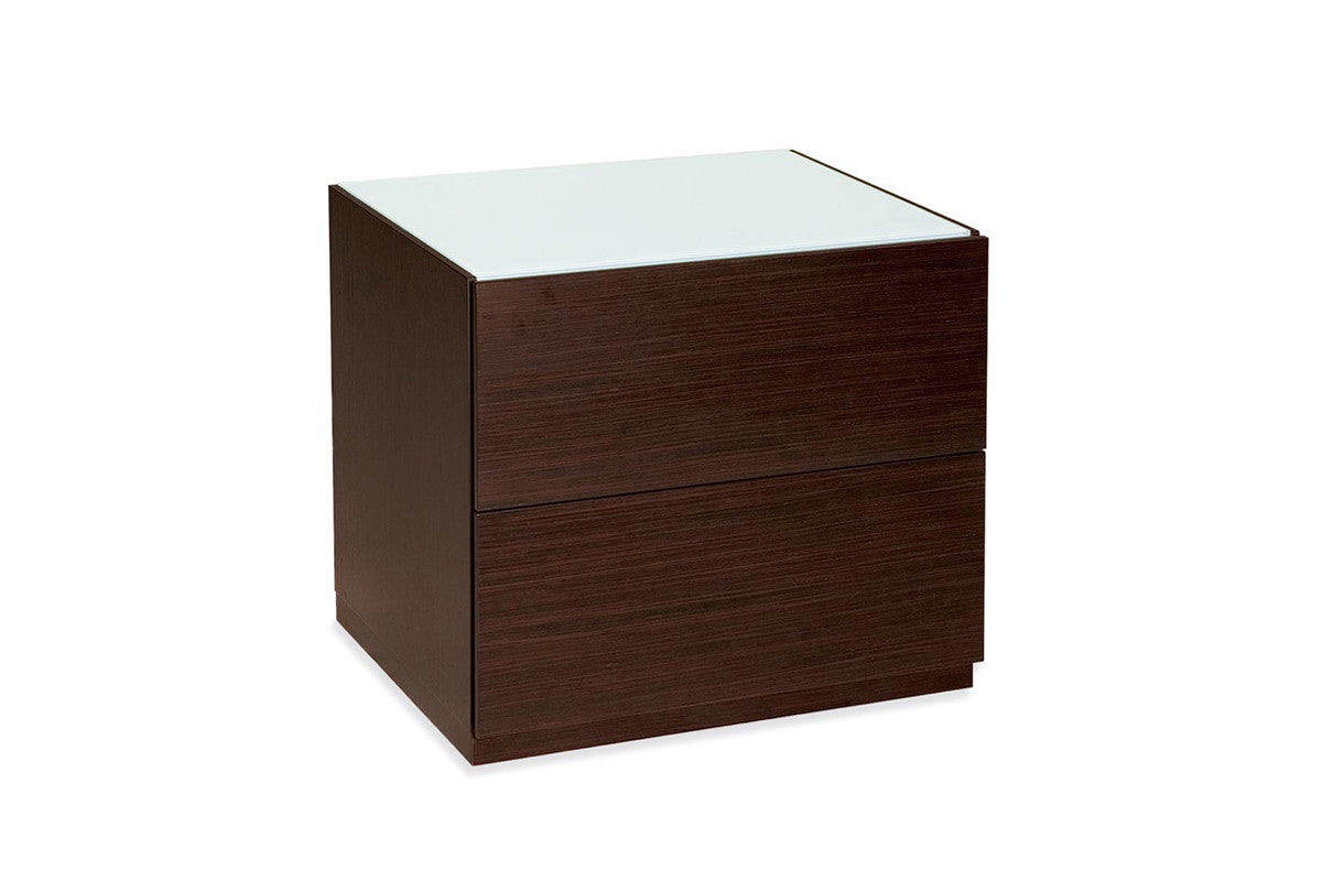 City Nightstand in Wenge