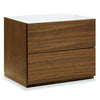 City Nightstand in Walnut