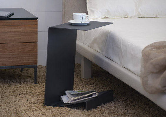The Contemporary Designed Zig Zag Side Table By Trica