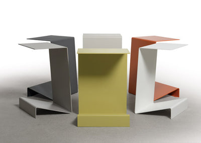 Zig Zag Side Tables