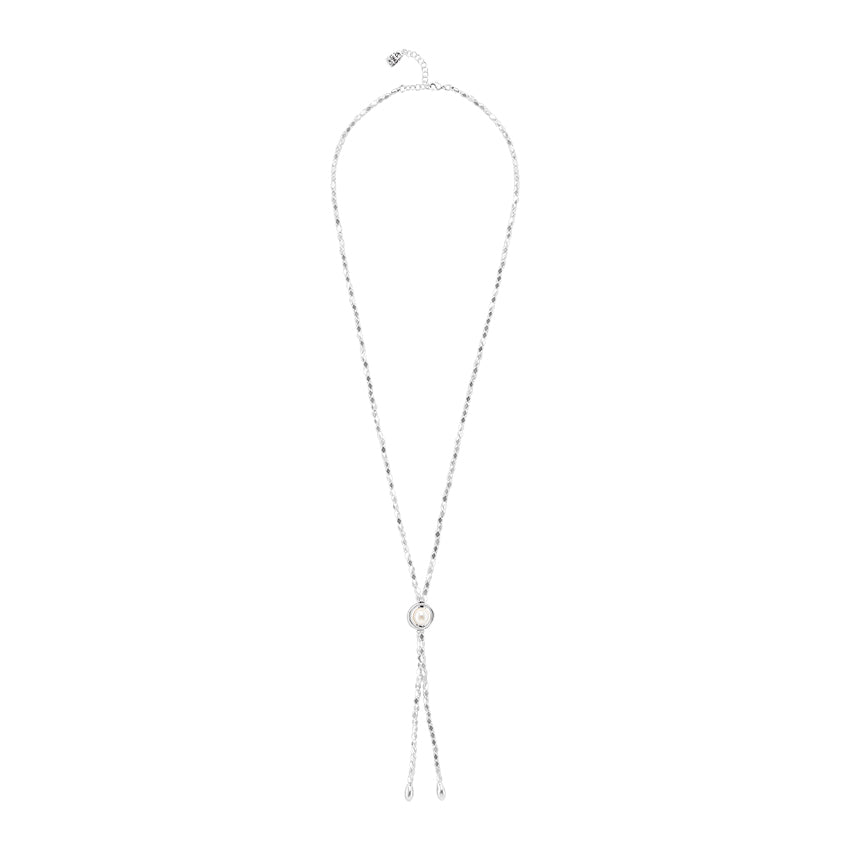 UNOde50 Ketting - Make a Wish SILVER