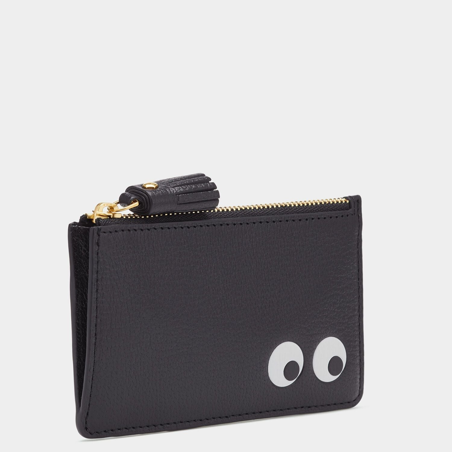 Eyes Zipped Card Case