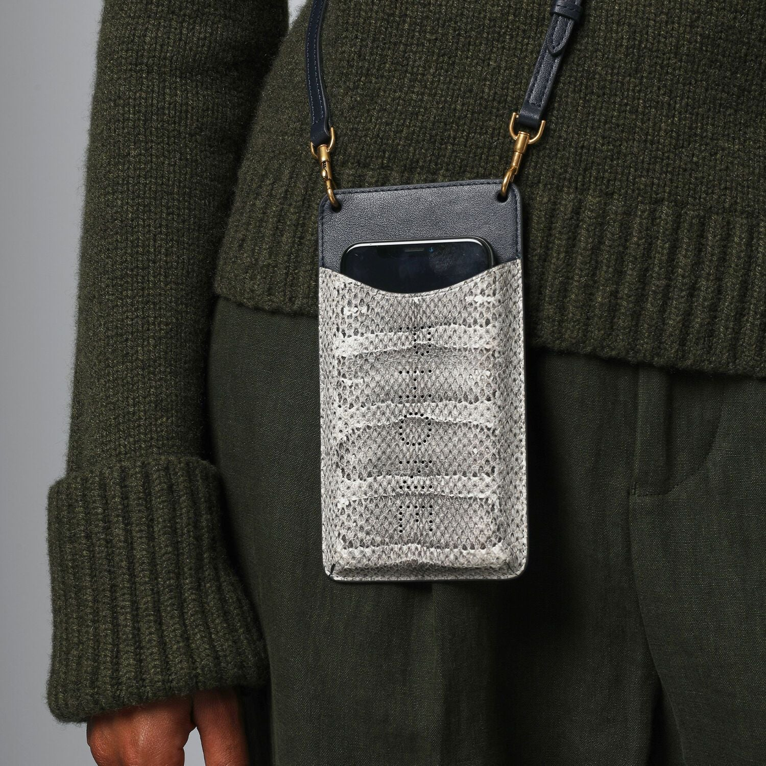 Phone Pouch on Strap
