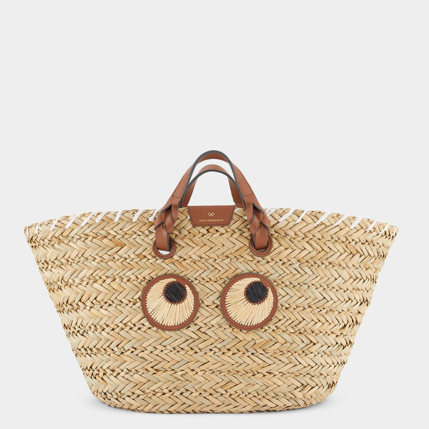 Large Paper Eyes Basket