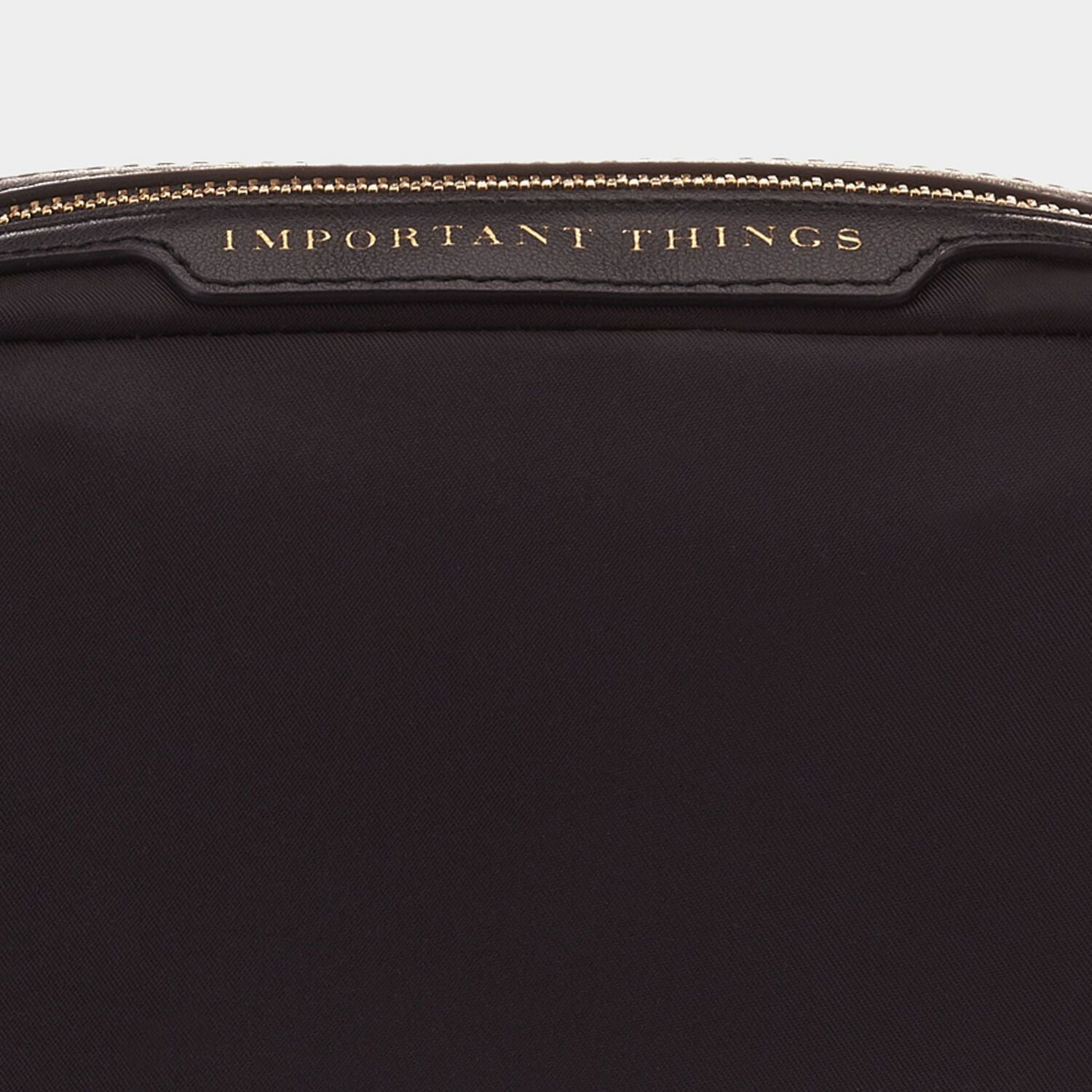 Important Things Pouch