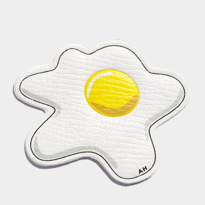 Egg Leather Sticker