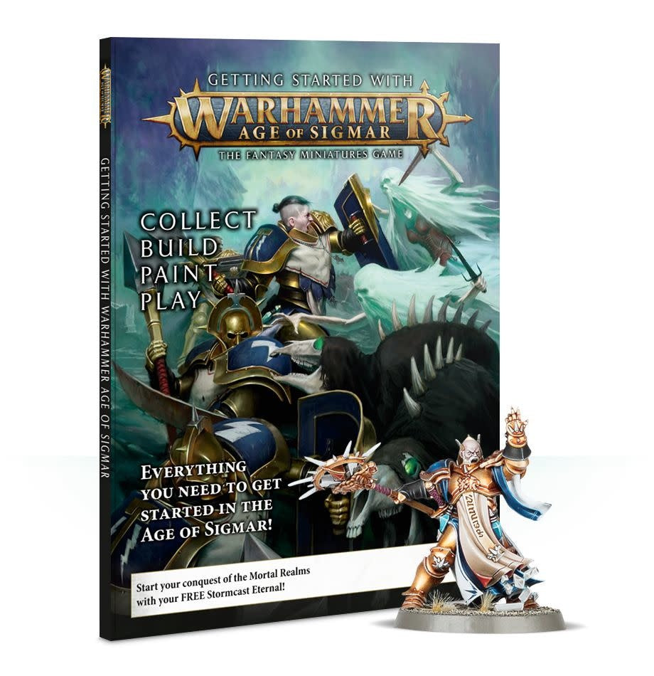 GW: Getting Started - Age of Sigmar | Chimera Hobby & Games