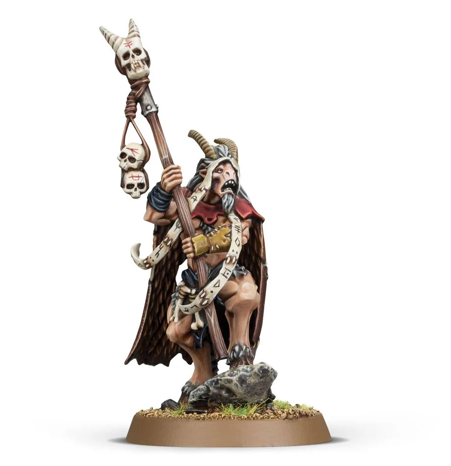 GW: Warcry: Great Bray Shaman | Chimera Hobby & Games