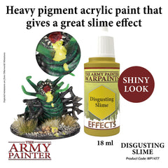 Army Painter: Warpaints: Effects: Disgusting Slime | Chimera Hobby & Games