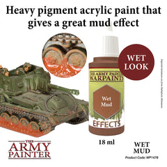 Army Painter: Warpaints: Effects: Wet Mud | Chimera Hobby & Games