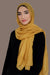 Gold DustLight Hijab -Gold