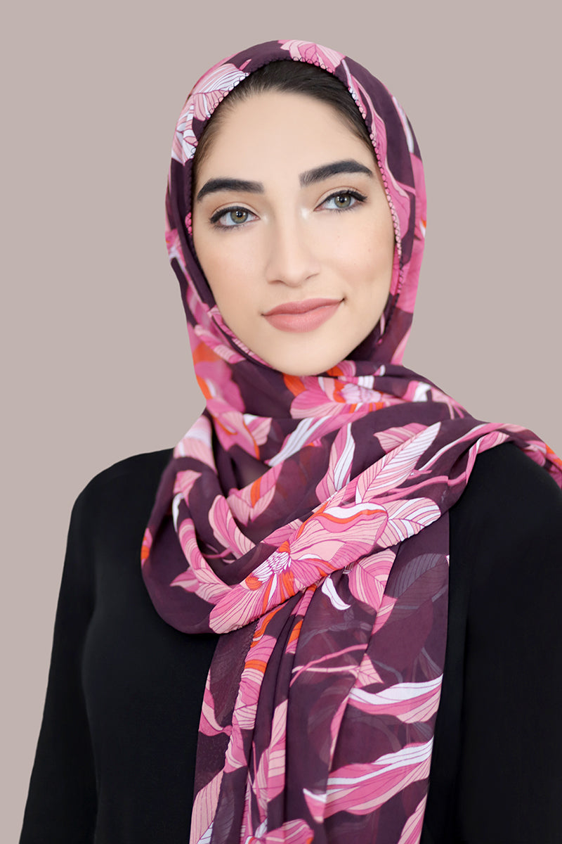 Endless Possibilities Signature Chiffon Hijab