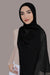 All Boxed Up Light Hijab-Black