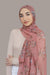 Field Of Dreams Light Hijab-Rose