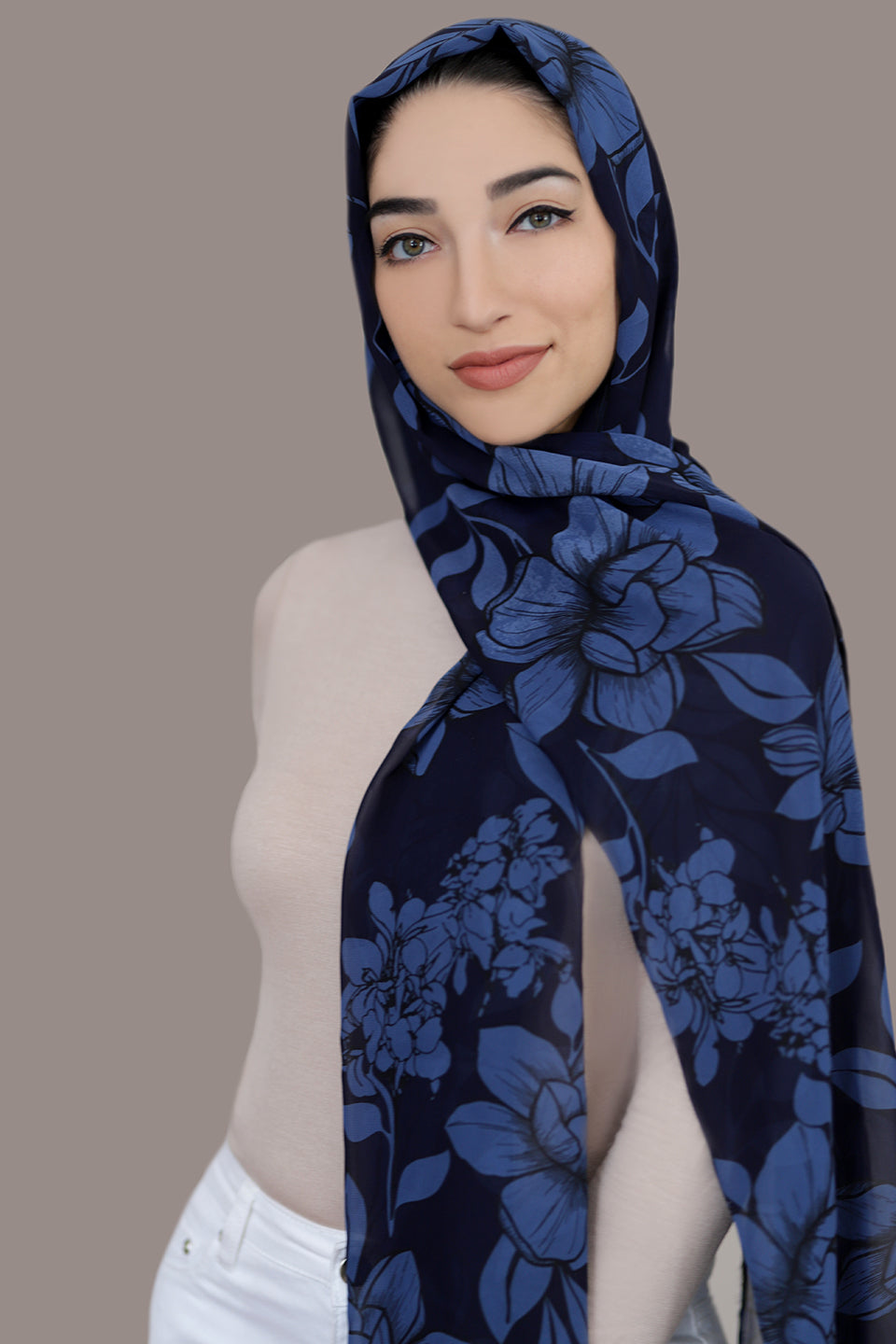 Out Of The Blue Signature Chiffon Hijab