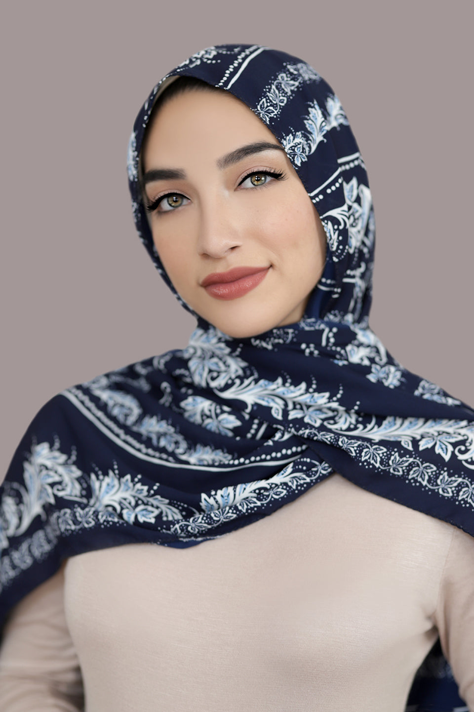 Stole The Show Signature Georgette Hijab