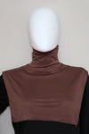 Essential Neck Cover-Light Brown
