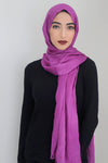 Lavish Modal Hijab-Purple