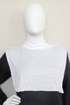 Essential Neck Cover-White