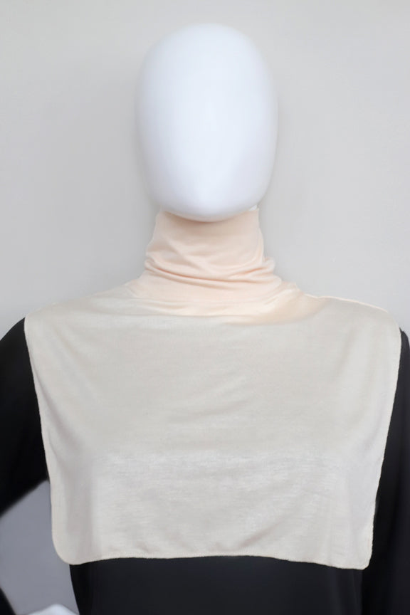 Essential Neck Cover-Beige