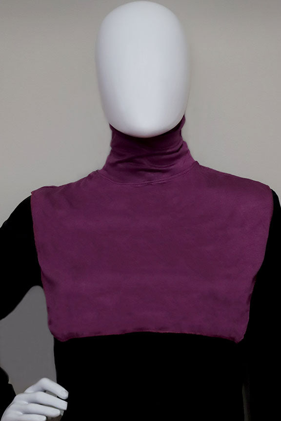 Essential Neck Cover-Purple