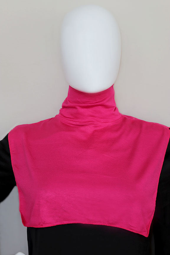 Essential Neck Cover-Pink