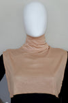 Essential Neck Cover-Nude