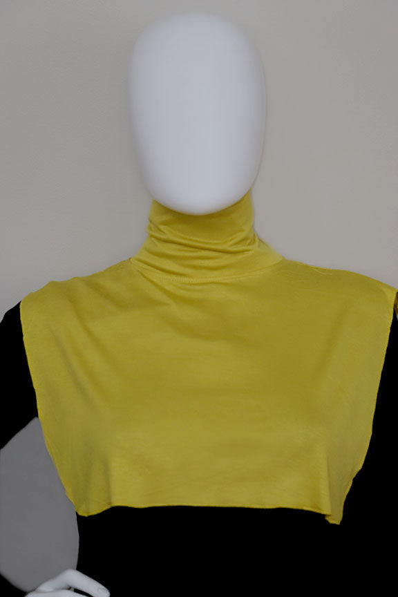 Essential Neck Cover-Mustard