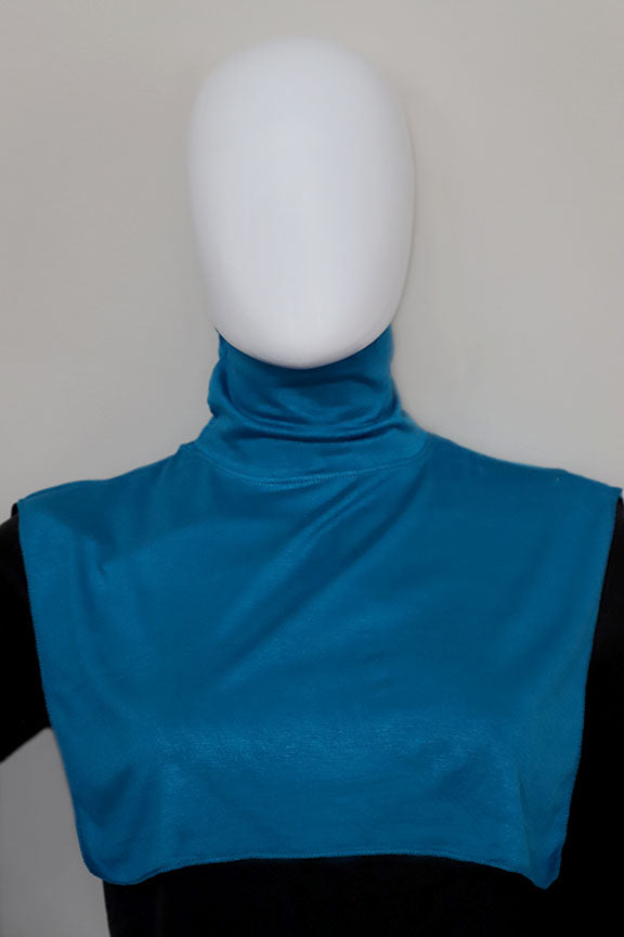 Essential Neck Cover-Turquoise