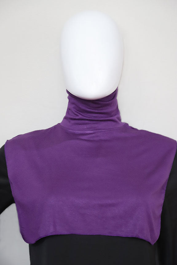 Essential Neck Cover-Dark Purple