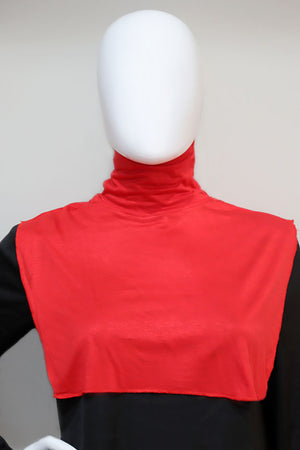 Essential Neck Cover-Red