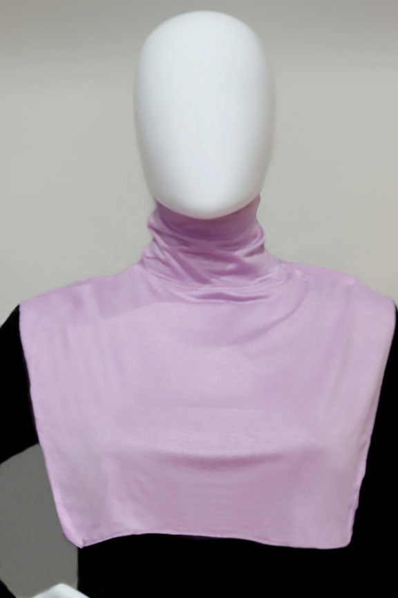 Essential Neck Cover-Lilac