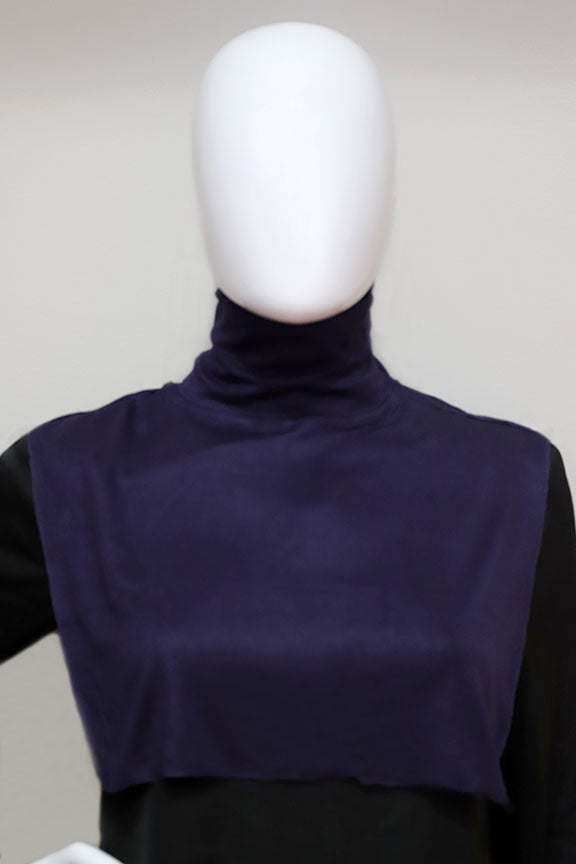 Essential Neck Cover-Navy