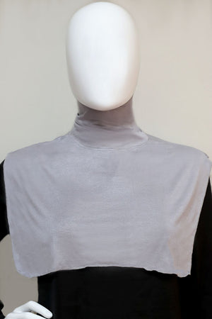 Essential Neck Cover-Light Gray