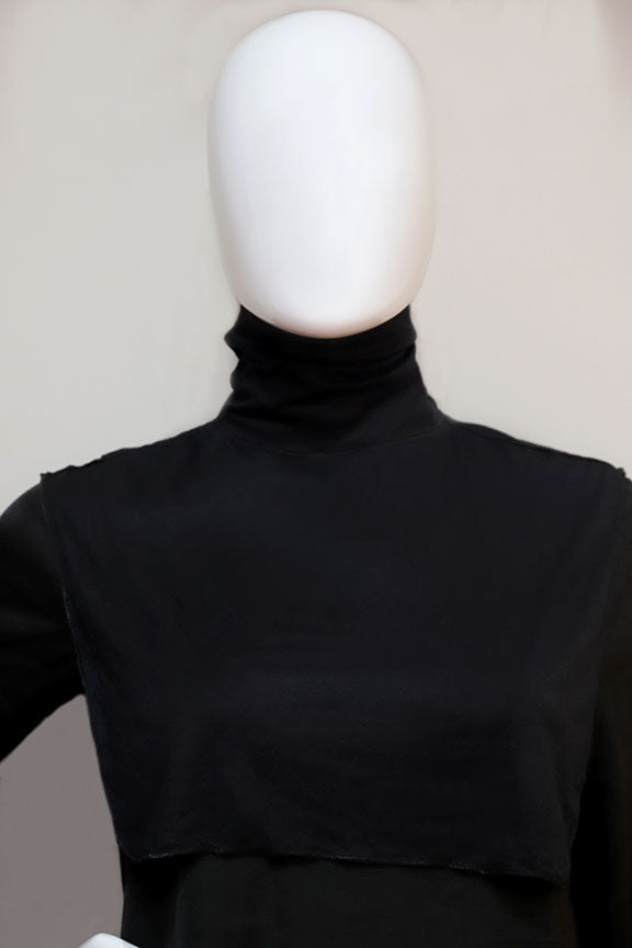 Essential Neck Cover-Black
