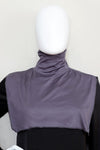 Essential Neck Cover-Dark Gray