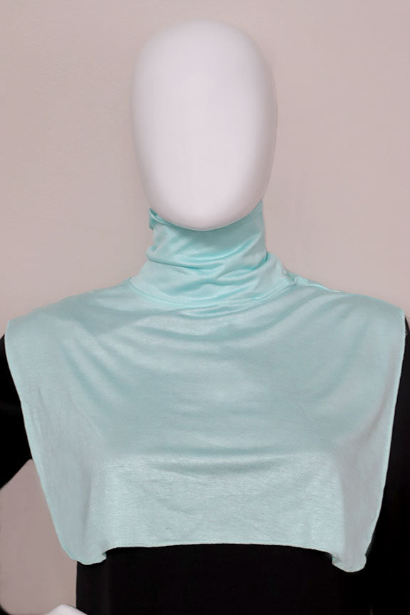 Essential Neck Cover-Aqua