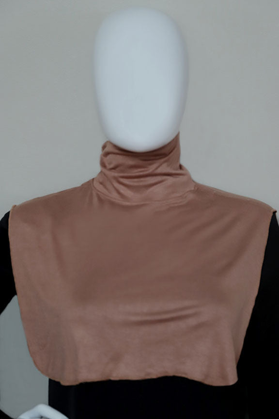Essential Neck Cover-Tan