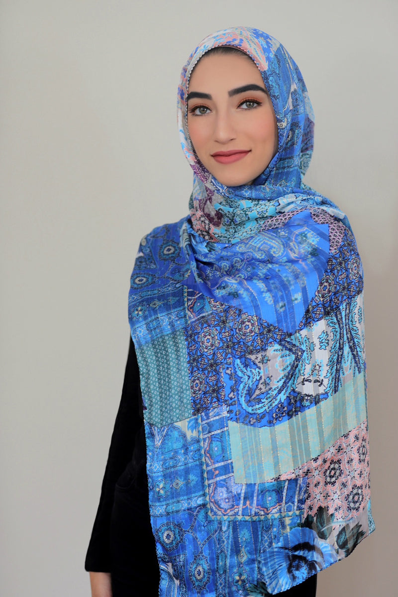 Summer Magic Signature Chiffon Hijab