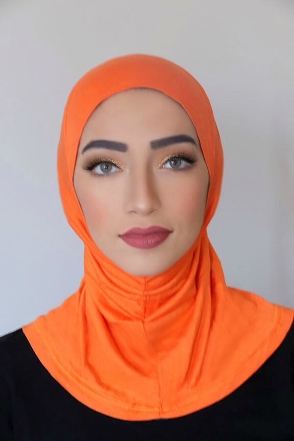 Full Underscarf Jersey-Orange