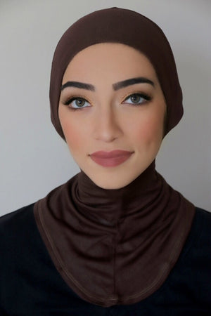 Ninja Underscarf-Brown
